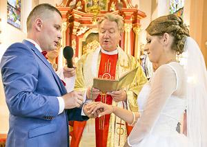 Fotografia ślubna Tarnów Małopolska - Ceremonia ślubu